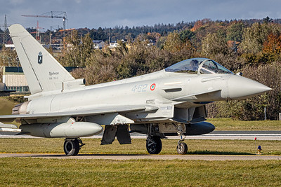 Italy Air Force / Eurofighter Typoon / MM7344