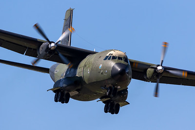 Germany Air Force / C-160 Transall / 50+40