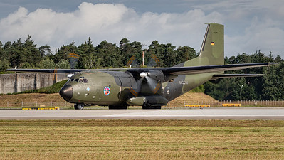 German Air Force / C-160 Transall / 50+86