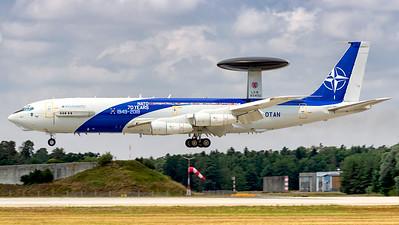 NATO / E-3A AWACS / LX-N90450