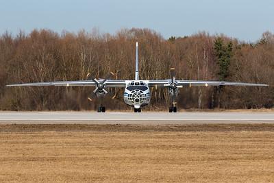Russia Air Force (Open Skies) / Antonov An30 / RF-30083