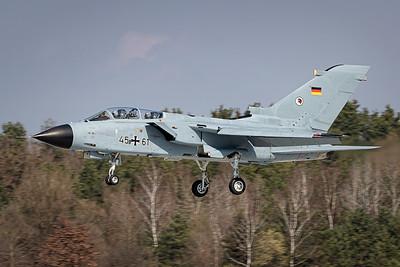 German Air Force / Tornado / 45+61