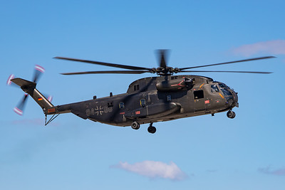 Germany Army / CH-53 / 84+58