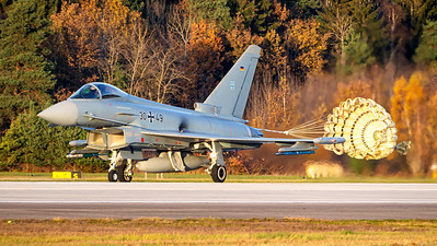 Germany Air Force / Eurofighter Typhoon / 30+49
