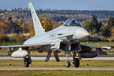 Germany Air Force / Eurofighter Typhoon / 30+22
