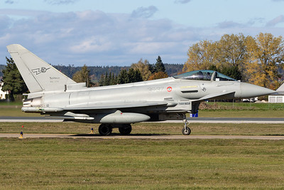 Italy Air Force / Eurofighter Typoon / MM7314