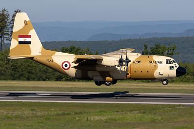 Egypt Air Force / C-130 Hercules / 1285 - SU-BAR