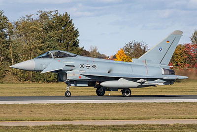Germany Air Force / Eurofighter Typhoon / 30+88