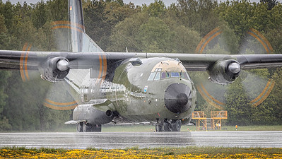 German AIr Force / C160 Transall / 50+83