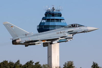 Germany Air Force / Eurofighter / 98+07