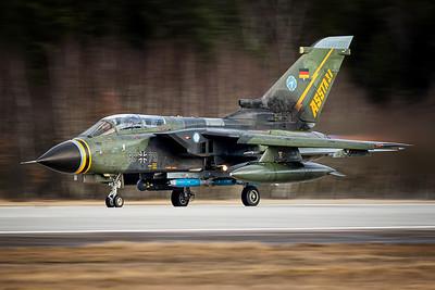Germany Air Force / Panavia Tornado / 98+79