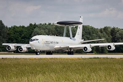 NATO / E-3A AWACS / LX-N90459