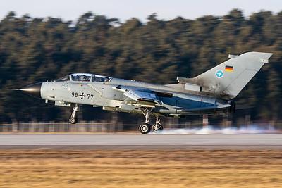 Germany Air Force / Tornado / 98+77
