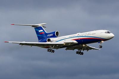 Russia Air Force (Open Skies) / Tupolev Tu-154 / RF-85655