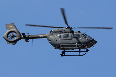 Germany Air Force / H145 / 76+08
