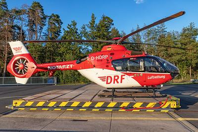 DRF Luftrettung / EC135 / D-HDRP / Christoph 80