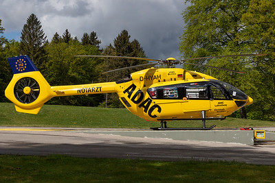 ADAC Luftrettung / H145 / D-HYAH / Christoph 1