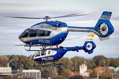 Police Nordrhein Westfahlen / H145 / D-HNWW