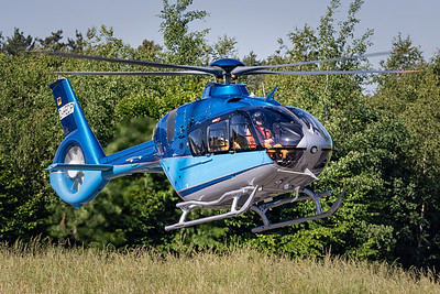Japan National Police / H135 / D-HECP