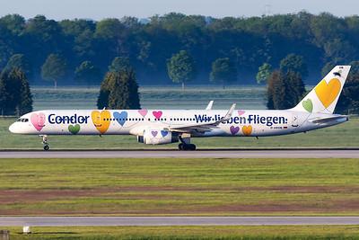 Condor / Boeing 757 / D-ABON / Willi - Wir Lieben Fliegen