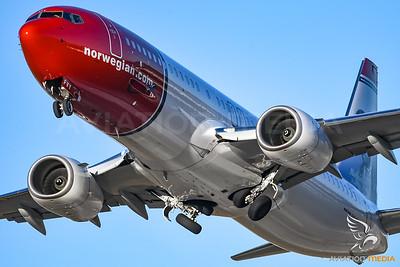 Norwegian / B737-800