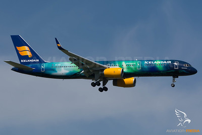 Icelandair / B757-200 / TF-FIU