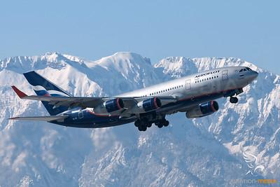 Aeroflot / Il-96 / RA-96015