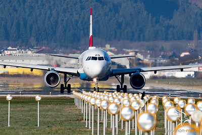 Austrian / A320 / OE-LBS