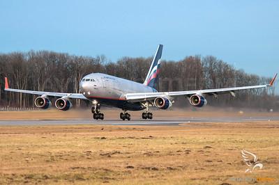 Aeroflot / Il-96 / RA-96010