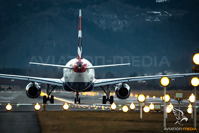 British Airways / A319
