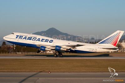 Transaero B747-300 VP-BGU