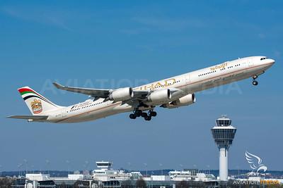 Etihad Airways / A340-600 / A6-EHF