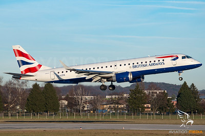 British Airways / Emb195 / G-LCYK