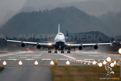 Transaero / B747 / EI-XLD