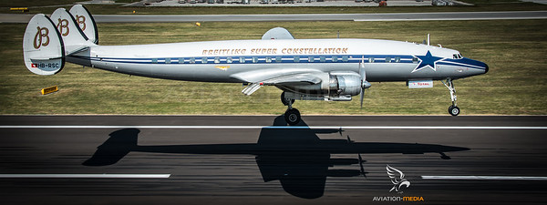Super Constellation Flyers / L1049 / HB-RSC