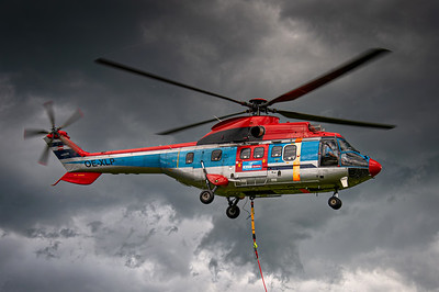 Heli Austria | AS332 Super Puma | OE-XLP