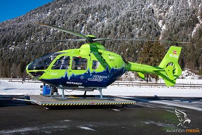 Schider Helicopter EC135 OE-XXR