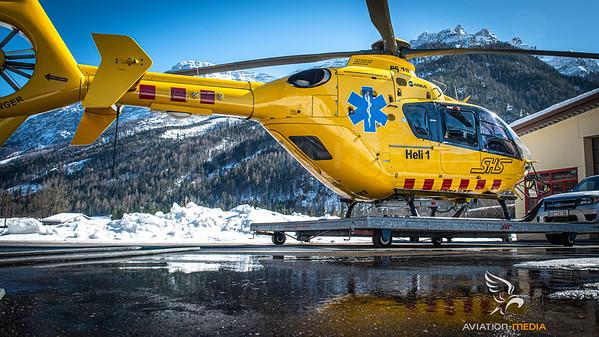 SHS Schider Helicopter Service / EC-135 / OE-XRR