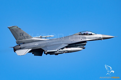 US Air Force, F16, AF90772