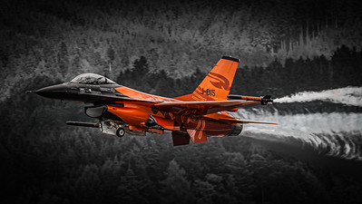 Netherlands Air Force | F-16 | J-015