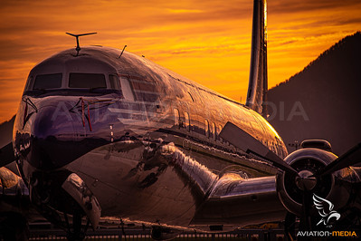 The Flying Bulls DC-6 OE-LDM