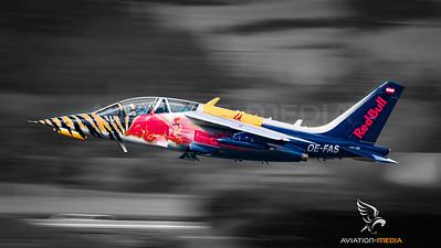 The Flying Bulls / Alpha Jet / OE-FAS