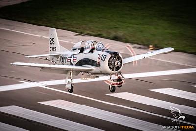 Bavarian Tailhook T-28