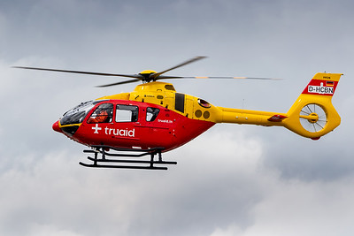 Truaid (Airbus Helicopters) / H135 / D-HCBN