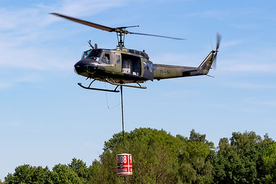 Germany Army / Bell UH-1D / 73+54