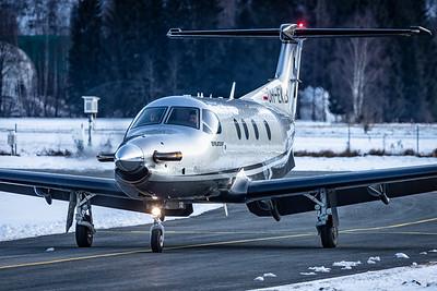 Kitzbühel Airways / Pilatus PC-12 / OH-EKB
