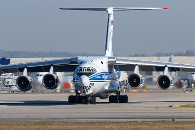 Volga-Dnepr / Ilyushin IL-76 / RA-76503