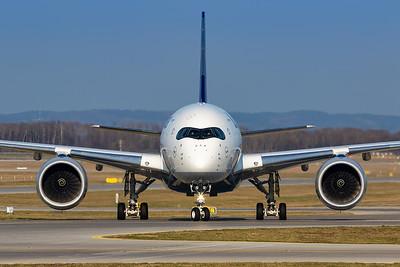 Lufthansa / Airbus A350-900 / D-AIXH