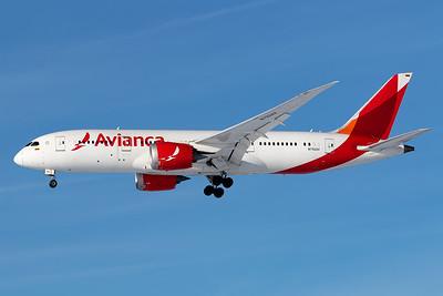Aviance / Boeing 787-8 / N792AV