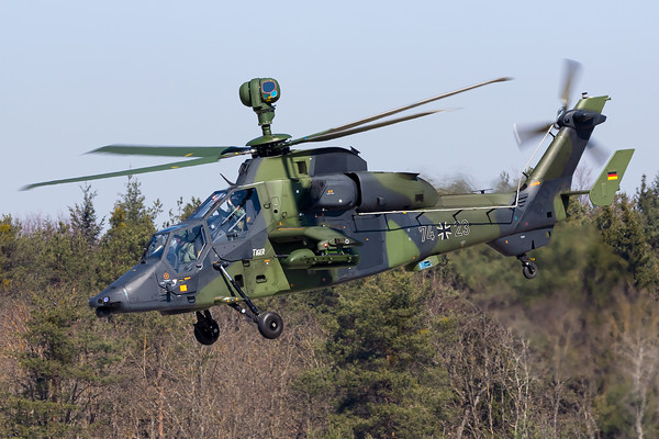 Germany Air Force / Tiger / 74+23